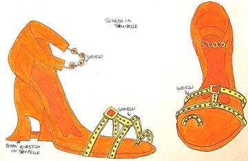"""Concorso """"I love italian shoes"""""""