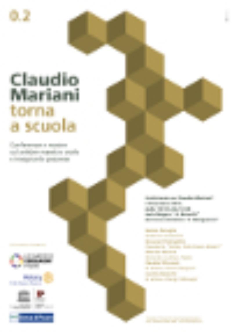 """Claudio Mariani """"l'Uomo, l'Artista, il Professore"""" 0.2"""