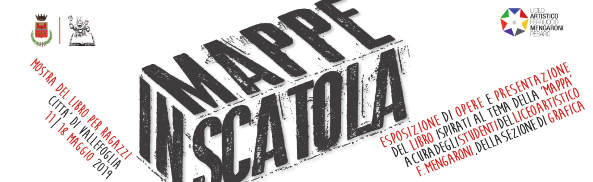 Mappe in scatola