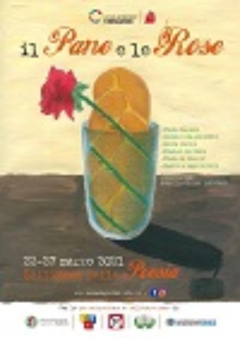 Il Pane e le Rose – Settimana della Poesia 22-27 marzo 2021