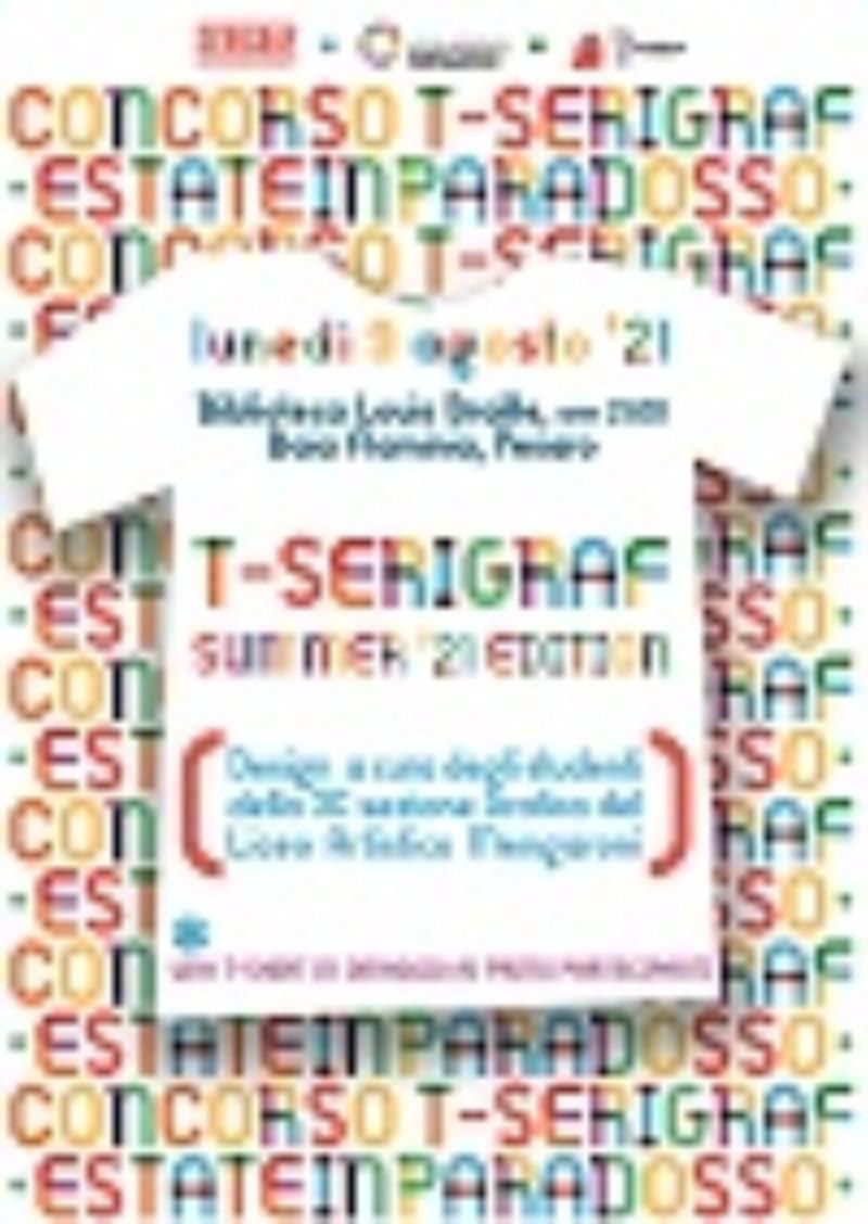 Progetto T-SERIGRAF (Summer '21 Edition)