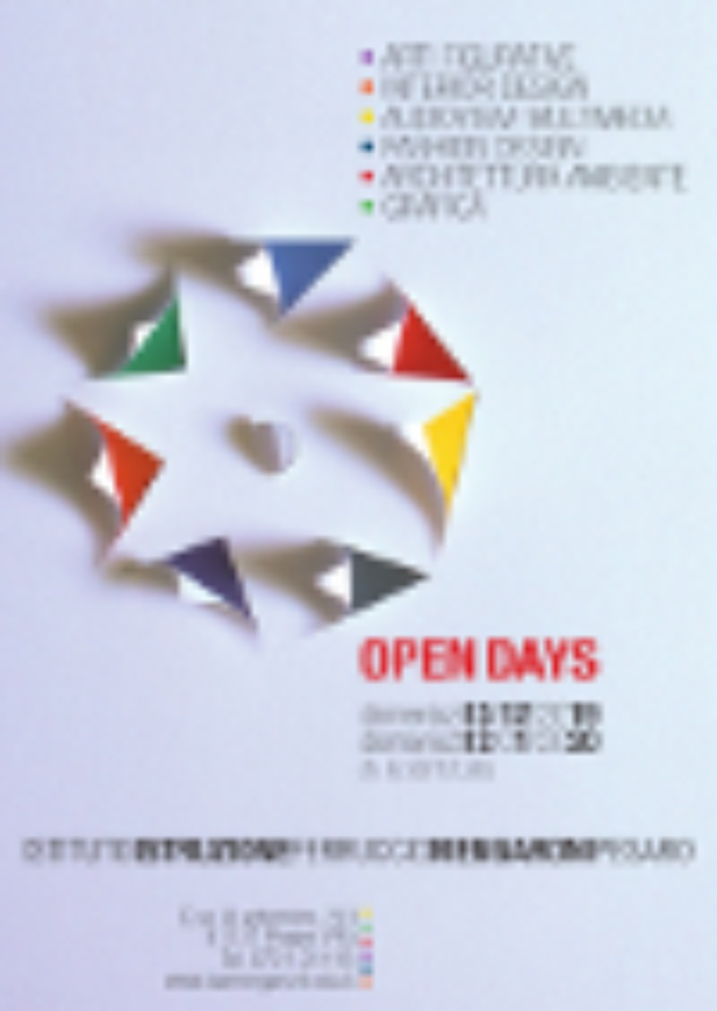 Open Days 2019-20