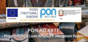 PON ad ARTE