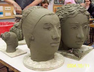 Mattew Spender: lezioni di ceramica