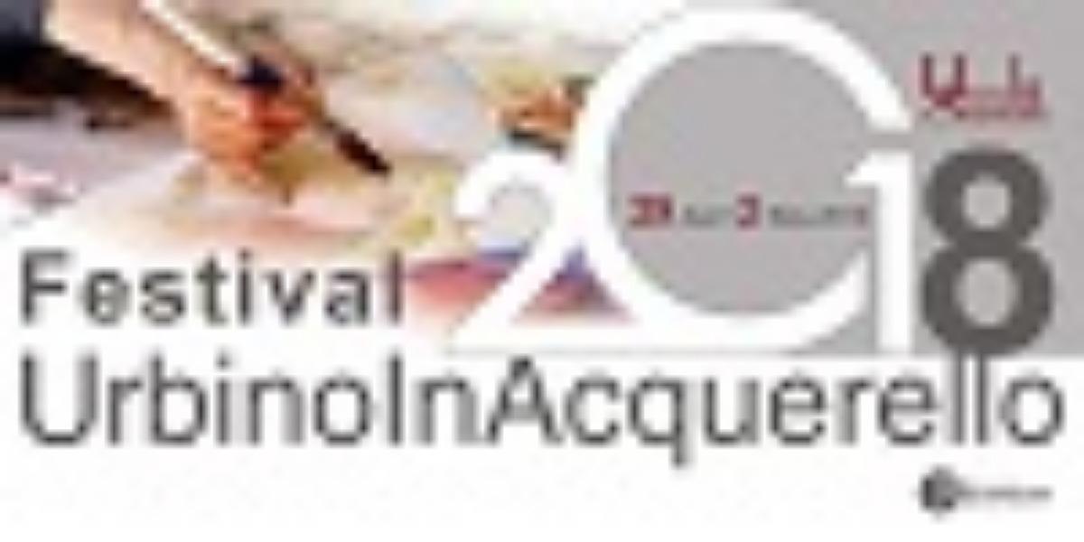 """Festival Internazionale """"Urbino in acquerello"""""""