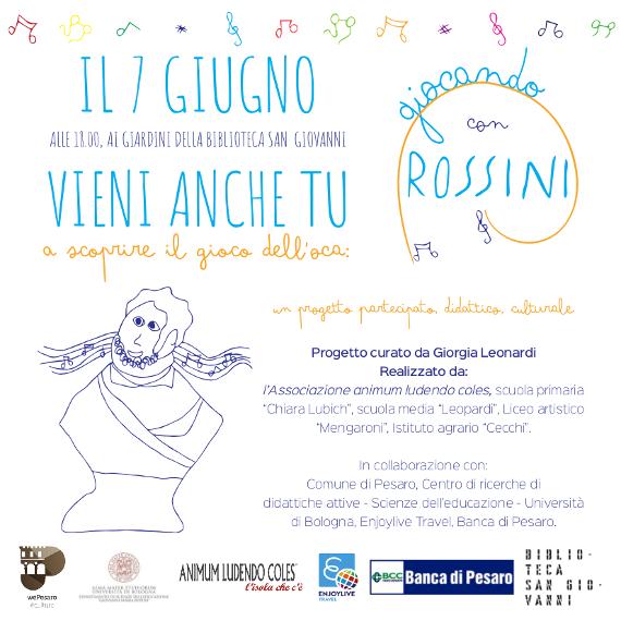 Locandina-manifesto dell'evento