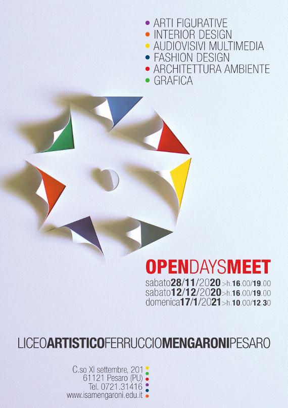 Manifesto degli Open Days